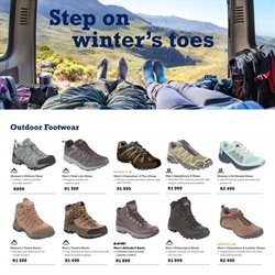 Boots offers in the Cape Union Mart catalogue in Cape Town