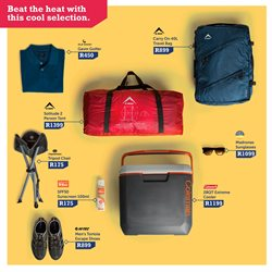 Tent offers in the Cape Union Mart catalogue in Cape Town