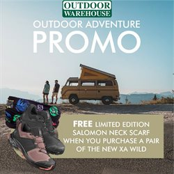 Outdoor Warehouse catalogue in Cape Town ( 11 days left )