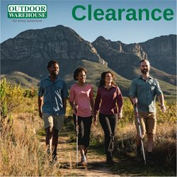 Sport offers in the Outdoor Warehouse catalogue ( 10 days left)