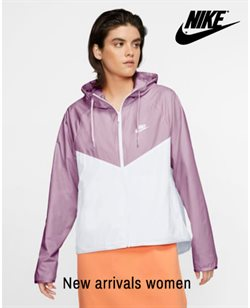 Sport offers in the Nike catalogue ( 26 days left )
