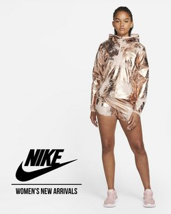 Nike catalogue ( More than a month)