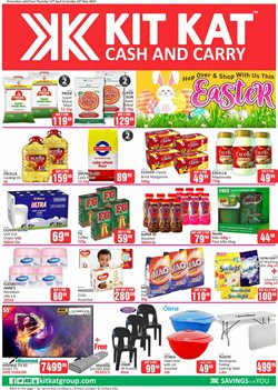 Kit Kat Cash & Carry deals in the Johannesburg special
