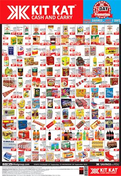 Kit Kat Cash & Carry deals in the Roodepoort special