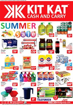 KitKat Cash and Carry deals in the Pretoria special