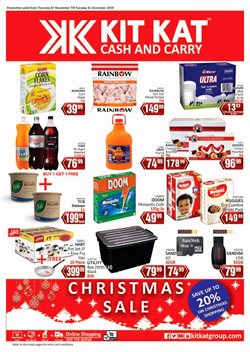 KitKat Cash and Carry deals in the Roodepoort special
