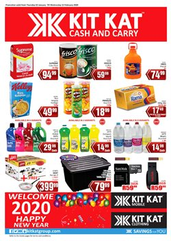 KitKat Cash and Carry deals in the Johannesburg special