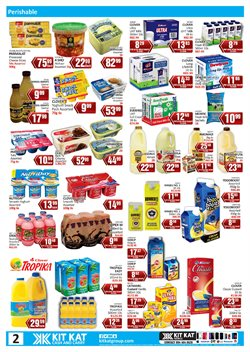 Yogurt specials in KitKat Cash and Carry