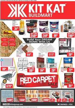 Tiles specials in KitKat Cash and Carry