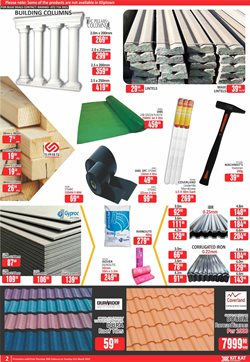 Boards specials in KitKat Cash and Carry