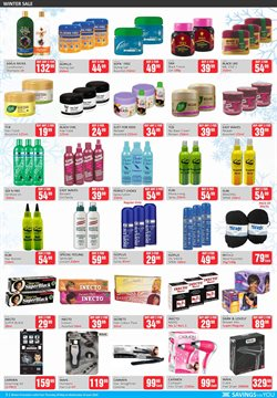 Cap specials in KitKat Cash and Carry