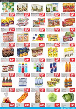Rainbow specials in KitKat Cash and Carry