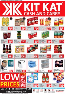 KitKat Cash and Carry catalogue ( 14 days left)