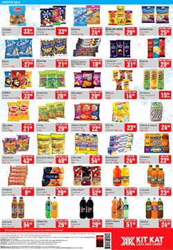 Fusion specials in KitKat Cash and Carry