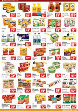 Fresh milk specials in KitKat Cash and Carry
