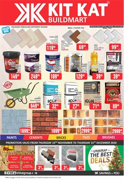 KitKat Cash and Carry catalogue ( Expired )