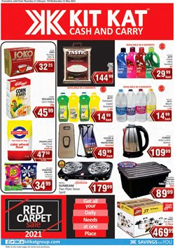 KitKat Cash and Carry catalogue ( 25 days left )