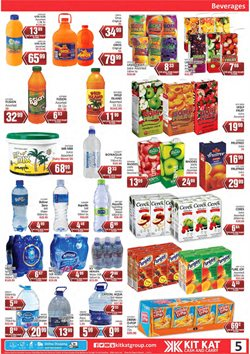 Ceres specials in KitKat Cash and Carry