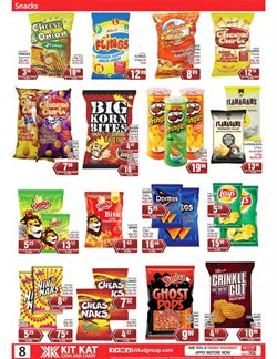 Groceries offers in the KitKat Cash and Carry catalogue ( 28 days left )