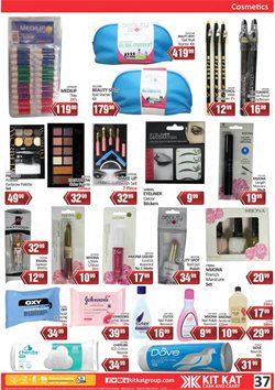 Gel nails specials in KitKat Cash and Carry
