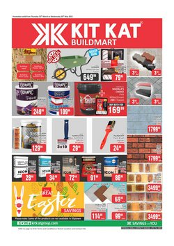 KitKat Cash and Carry catalogue ( More than a month )
