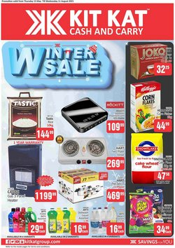KitKat Cash and Carry offers in the KitKat Cash and Carry catalogue ( More than a month)