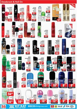 Adidas offers in the KitKat Cash and Carry catalogue ( 11 days left)