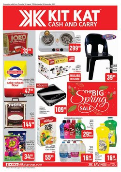 KitKat Cash and Carry catalogue ( 23 days left)