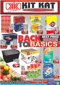 Kit Kat Cash & Carry deals in the Soweto special
