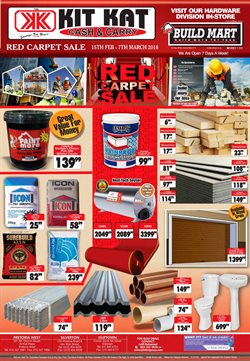 Kit Kat Cash Amp Carry Pretoria Weekly Specials And Catalogues