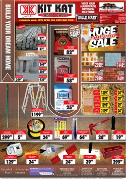 Kit Kat Cash & Carry deals in the Pretoria special