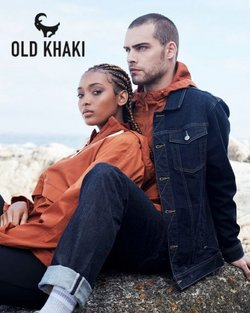 Old Khaki catalogue ( More than a month)