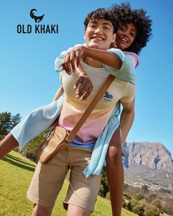 Old Khaki offers in the Old Khaki catalogue ( Published today)