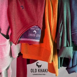 Old Khaki deals in the Johannesburg special