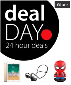 iStore deals in the Johannesburg special