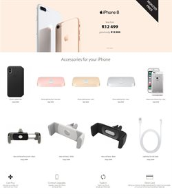 IPhone 8 offers in the iStore catalogue in Cape Town