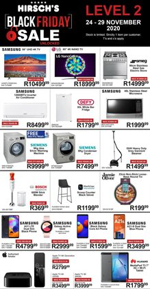 Huawei specials in Hirsch's