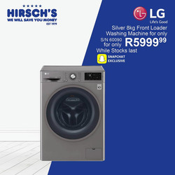Hirsch's deals in the Durban special