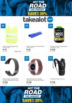 takealot deals in the Cape Town special