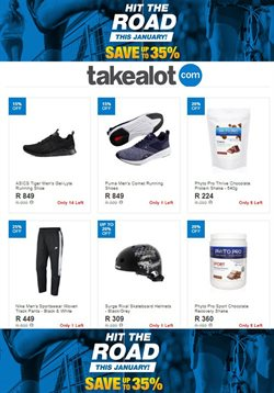 takealot deals in the Johannesburg special