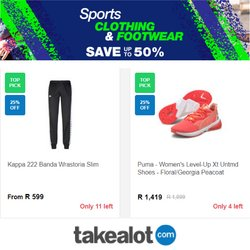 Books & Stationery offers in the takealot catalogue ( Expires tomorrow)