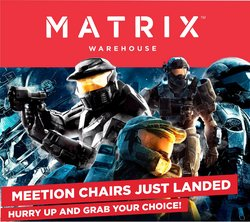 Electronics & Home Appliances offers in the Matrix Warehouse catalogue ( Expires tomorrow)