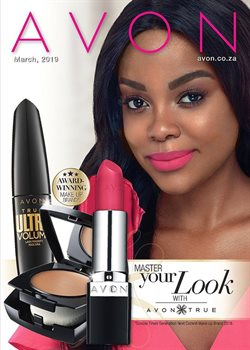AVON deals in the Johannesburg special