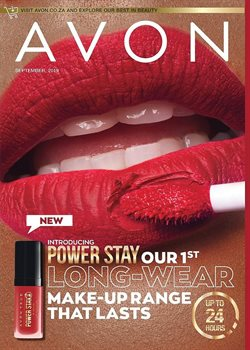 Beauty & Pharmacy offers in the AVON catalogue in Cape Town