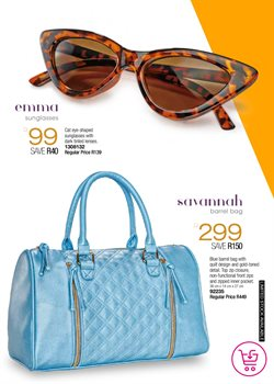 Handbag specials in AVON