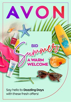 Beauty & Pharmacy offers in the AVON catalogue ( 11 days left)