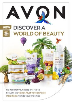 AVON catalogue ( 1 day ago )