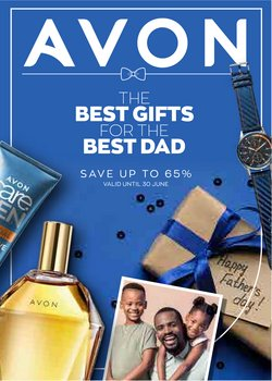 Beauty & Pharmacy offers in the AVON catalogue ( 18 days left)