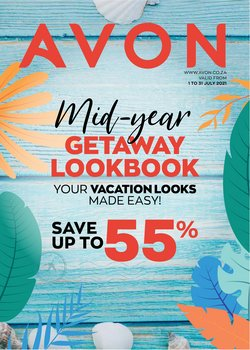 Beauty & Pharmacy offers in the AVON catalogue ( 6 days left)