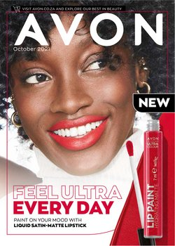 Beauty & Pharmacy offers in the AVON catalogue ( 9 days left)